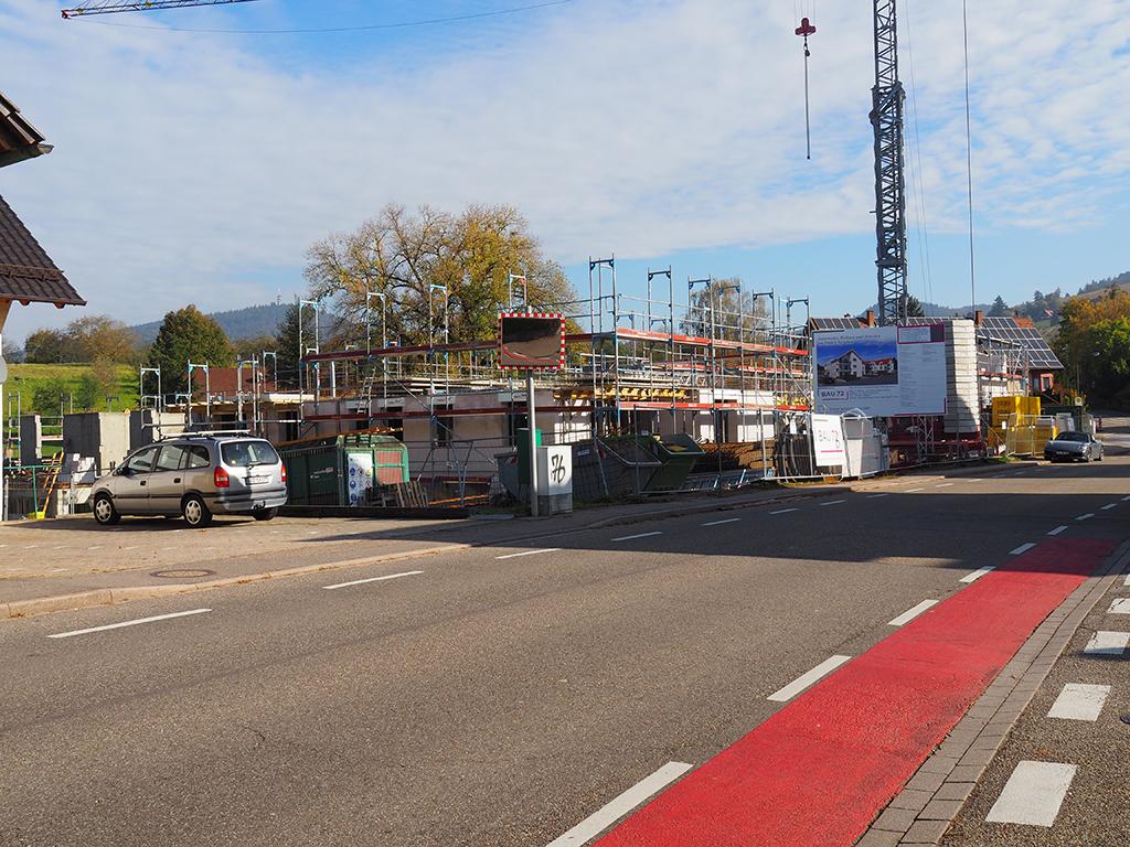 Wohnungen in Baden-Baden / Steinbach